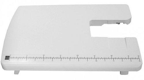 Toyota ET-S - Mesa de ampliación para máquinas de Coser SP y Eco, Color Blanco