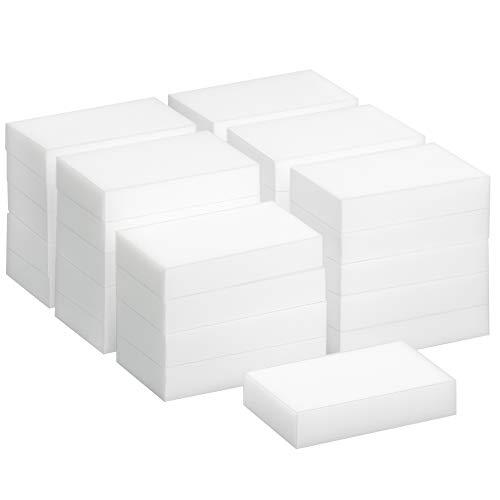 TRIXES Magische sponzen Set van 30 Chemicaliënvrij Verwijderen Precisie Huishoudelijke Reiniging Professionele Vlekkenverwijdering Kan Op Maat Worden Gesneden Reinigingspads Gum