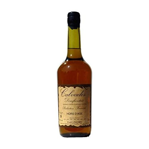 Ferme des Grimaux - Calvados Hors d'âge Pacory 70cl 40% - Made in Calvados