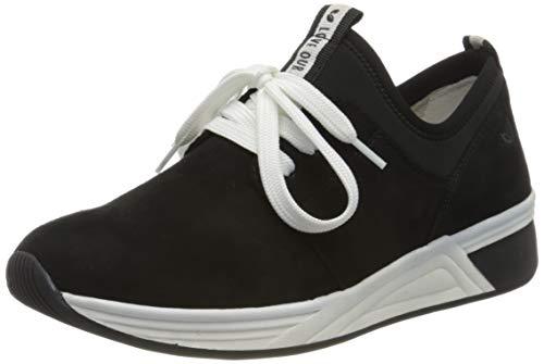 MARCO TOZZI 2-2-23742-24, Zapatillas Mujer, Negro Black Comb 098, 38 EU