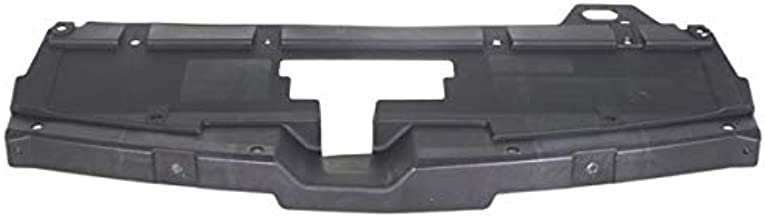 Koolzap For 05-10 G6 Radiator Support Upper Sight Shield Cover Plastic GM1225257 15234066