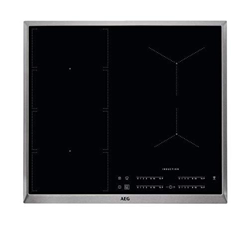 AEG IKE64471XB Integrado Con - Placa (Integrado, Con placa de inducción, Negro, 1400 W, 14,5 cm, 1800 W)