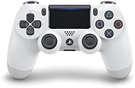 Manette Dual Shock 4 V2 pour PS4 - Blanc