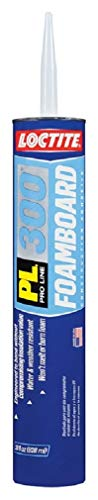 Loctite 1421930 28 Oz PL 300 VOC Foamboard Adhesive