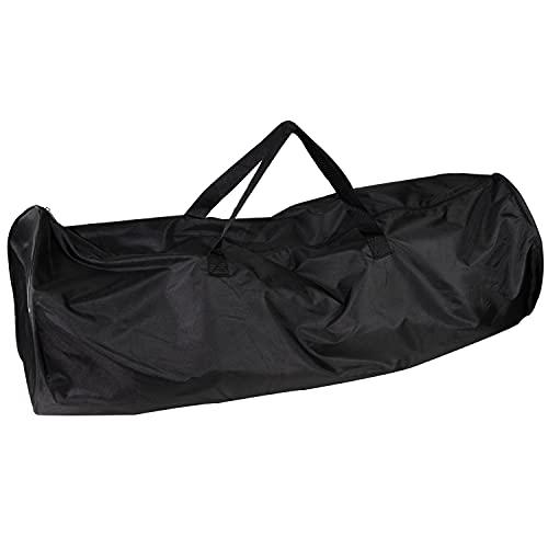 Aufbewahrungstasche für Zelte - 110 x Ø40 cm - Transport Tasche - Zelt Tragetasche - schwarz