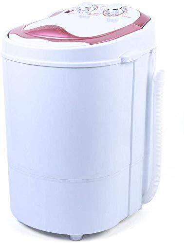 Anciun - Mini lavatrice portatile, 6 kg, con centrifuga