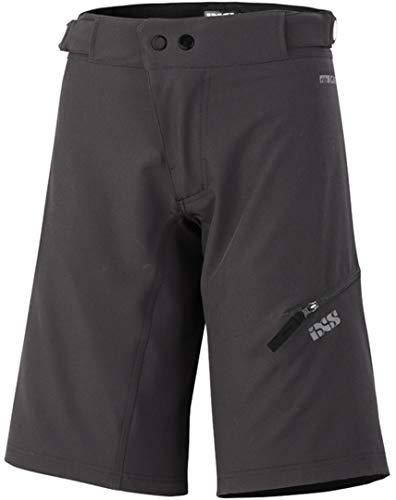 IXS Girls MTB-Shorts Carve Schwarz Gr. 36