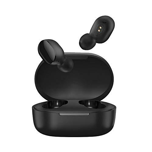 Fone de Ouvido Bluetooth Mi Basic 2S Xiaomi Preto, da Marca Xiaomi com Conectividade: Bluetooth: 5.0, Capacidade estojo de carregamento: 600 mAh, Conexão Wireless, Porta do estojo de carregamento USB-C, Tempo de música fone Até 4 horas