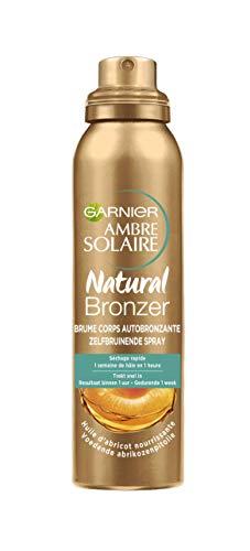 Garnier Ambre Solaire - Natural Bronzer - Brume Bronzante - Corps - 150 mL