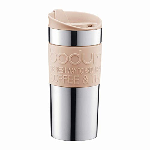 Bodum 11068–980b-y18Travel Mug, Beige