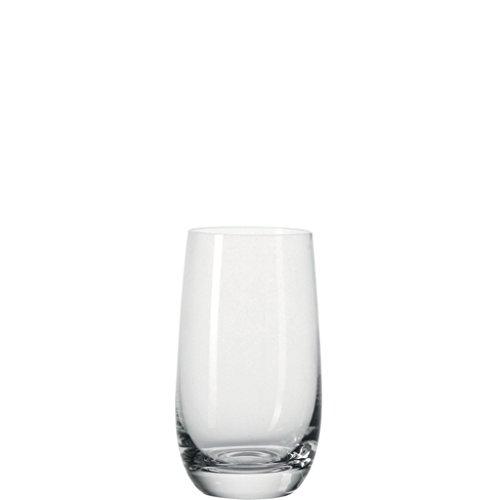 Leonardo Tivoli Becher groß, Trinkglas, Wasserglas, Glas, 350 ml, 20965