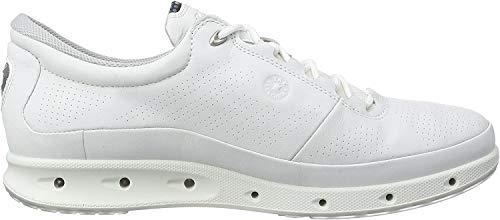 Ecco Herren COOL Outdoor Fitnessschuhe, Weiß (1007white), 47 EU