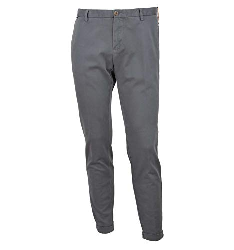 AT.P.CO - Uomo Pantalone Chino Grigio A211SASA45 TC901/T 970 A - 54