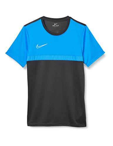 Nike Herren Trikot Dri-FIT Academy 20 Trikot, Anthracite/Photo Blue/Photo Blau, L, BV6926