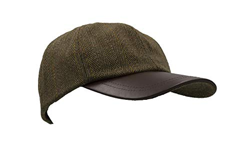 Walker and Hawkes - Gorra de béisbol de Tweed Unisex - con...
