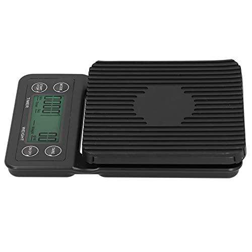CON PANTALLA LCD Caf233; digital Escala de caf233; Escala de