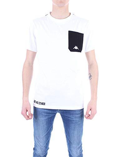 ROBE DI KAPPA T-Shirt Uomo 304ICI0 Bianco M