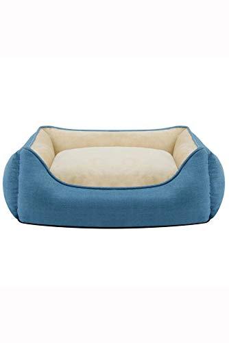 Hondenbed hondenmand comfortabele hondensofa gezellig huisdierbed in de slaapkamer woonkamer en hal gemakkelijk te reinigen