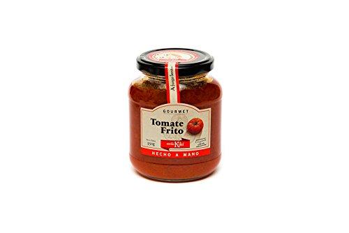 Estilo Kikí Tomate Frito Gourmet - Paquete de 3 x 350 gr - Total: 1050 gr