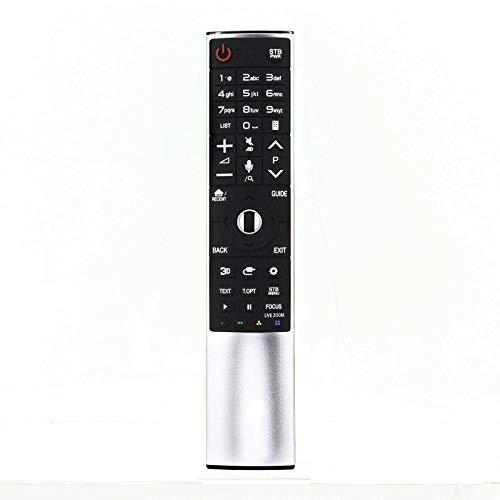 121AV - Ersatz Magic Sprach Fernbedienung für LG OLED77G6V OLED65G6V OLED65E6V OLED65E6D OLED55E6V OLED55E6D Smart OLED Fernseher