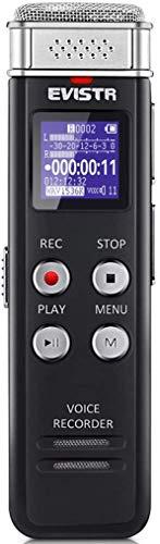 EVISTR 16GB Digital Voice Record...