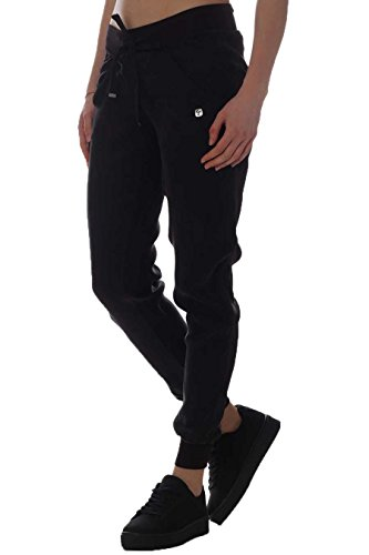 FREDDY - Pantalon de sport - Femme noir N0 Nero Medium
