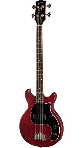 Gibson Les Paul Junior Tribute DC Bass Worn Cherry エレキベース
