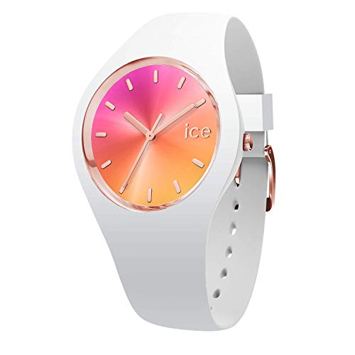Ice-Watch – ICE sunset California – Women's wristwatch with silicon strap – 015750 (Medium)