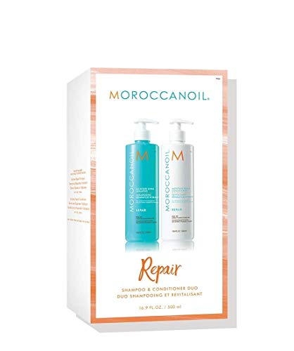 Moroccanoil Special Edition vochttransport Duo, 2 x 500 ml