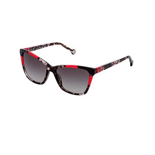 Carolina Herrera Unisex gafas de sol SHE844V, 0721, 56