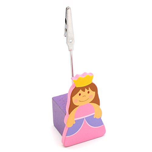 Canevas pour enfant – Pince pour cartes Princesse