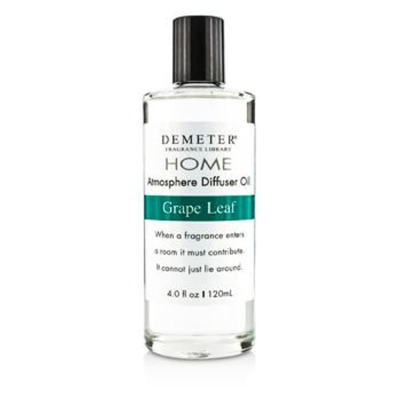 イーウェル抑圧者クマノミ[Demeter] Atmosphere Diffuser Oil - Grape Leaf 120ml/4oz