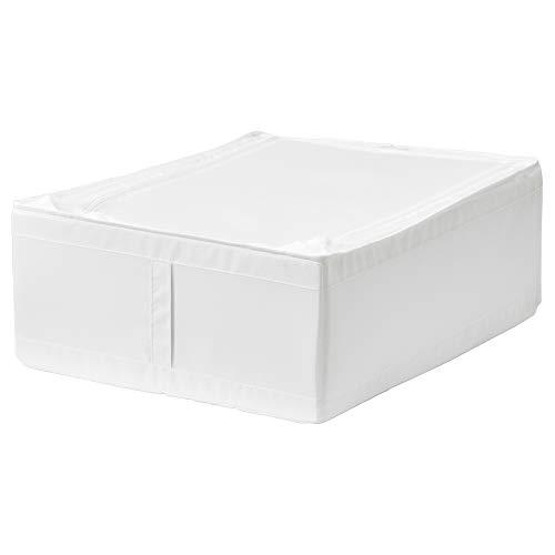 SKUBB förvaringsväska 44x55x19 cm vit