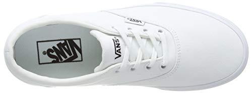 Vans Doheny Platform, Sneaker Donna, Bianco ((Canvas) White 0RG), 37 EU