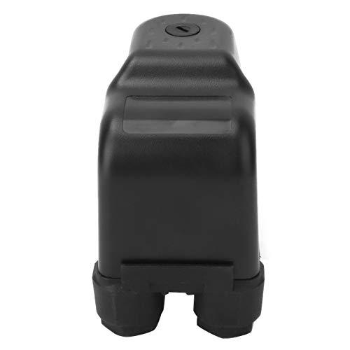 Interruptor de control de presión resistente y duradero, controlador de bomba automático IP44 estable, bomba de presión de mantenimiento para bomba de agua, flujo de mantenimiento