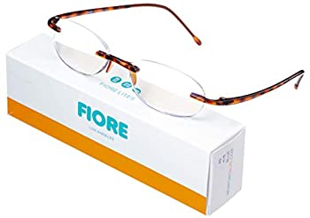 Fiore Rimless Computer Reading Glasses Blue Light Blocking Frameless Readers