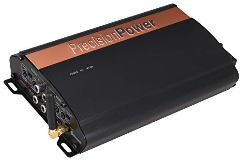 PRECISION POWER - iON Series i520.4 Class D 4-Channel 520W Full-Range Digital Stereo Amplifier with MOSFET Power Supply