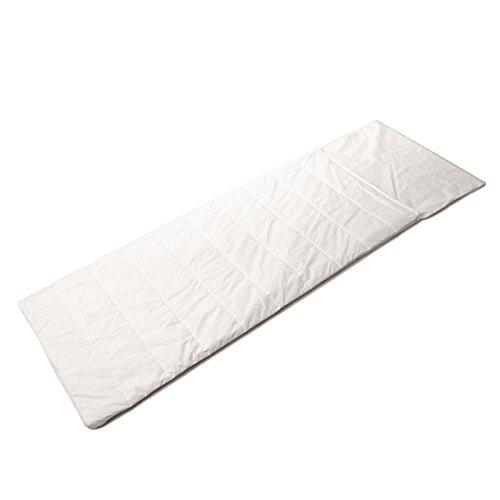 Softsan Protect Reiseschlafsack für Allergiker aus Evolon 80x180 cm, ohne Füllung, Encasing/Milbenschutz für unterwegs