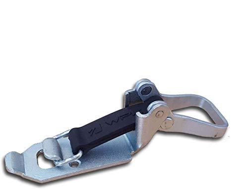 Trupa Spatenhalter Axthalter Ø 40 mm Verschlusslager/Gummi ASTM D-2000 Zertifiziert