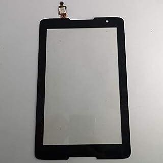 """ODIN - لوحات ولوحات LCD للأجهزة اللوحية - 8"""" LCD شاشة عرض رقمية باللمس 8 بوصة مع إطار لـ IdeaTab A8-50 A5500 A5500F A5500H..."""