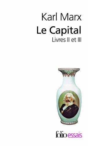 Le Capital (Tome 2-Livres II et III) by Karl Marx (2008-06-05)