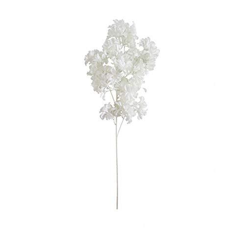Lazzboy Nordic Fake Flower Home Decoration Blumenornamente Simulation Topfpflanzen(D)