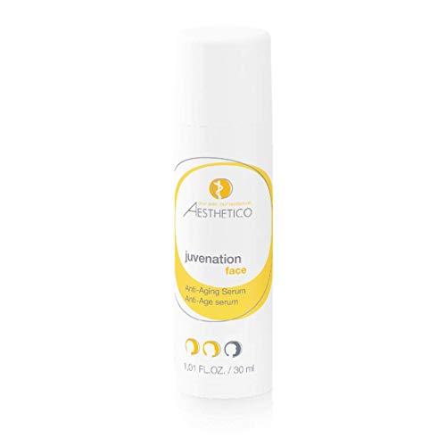 AESTHETICO juvenation - Botoxeffekt, Anti-Aging-Serum mit Hyaluron, zur Regeneration und Verjüngung der Haut, 30 ml