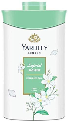 Yardley London Jasmine Talc - Talco (250 g, 1 unidad)