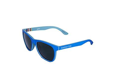 Goodbye, Rita. - Gafas de sol Polarizadas Color azul - Lente ahumada - Modelo Morrison