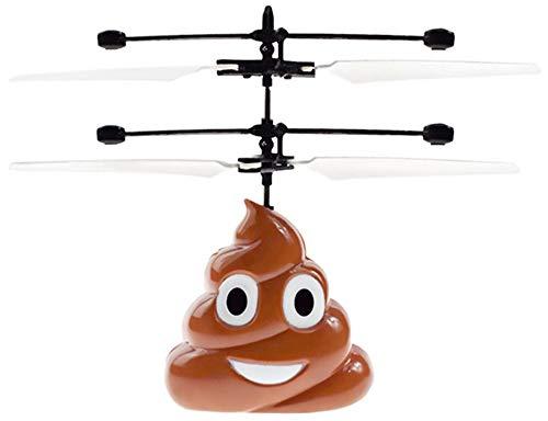 Juguetes de Caca Voladora, ZoneYan Juguetes Voladores, Mini Drone Flying Toys, Juguetes para Niños RC Infrarrojos Inducción Helicóptero Avión Fun Gadgets, Juguete de Helicóptero para Niños