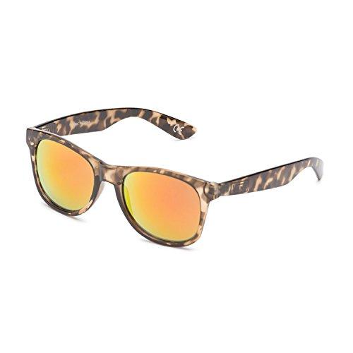 Vans VLC0FZF - Gafas de sol para hombre, color translucent honey, talla única