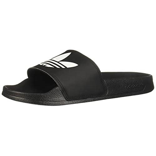 Adidas Adilette Lite, Scarpe da Ginnastica Uomo, Core Black/Ftwr White/Core Black, 38 EU