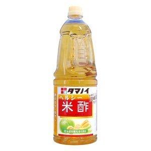 ヘルシー米酢 1.8L /タマノイ(1瓶)