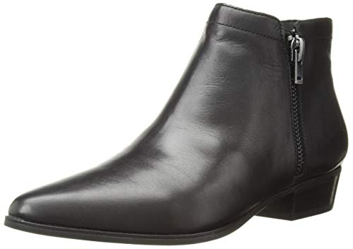 Naturalizer Women's Blair Ankle Boot, Black, 7 Medium US